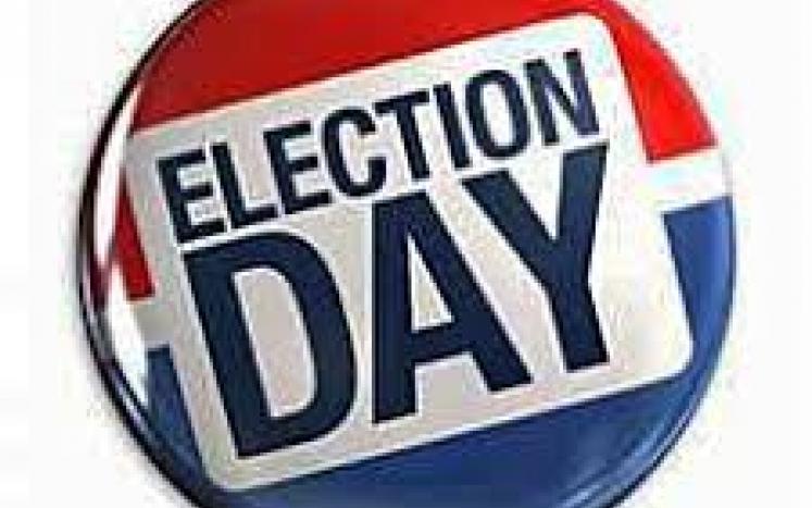 Election Day - November 3, 2020